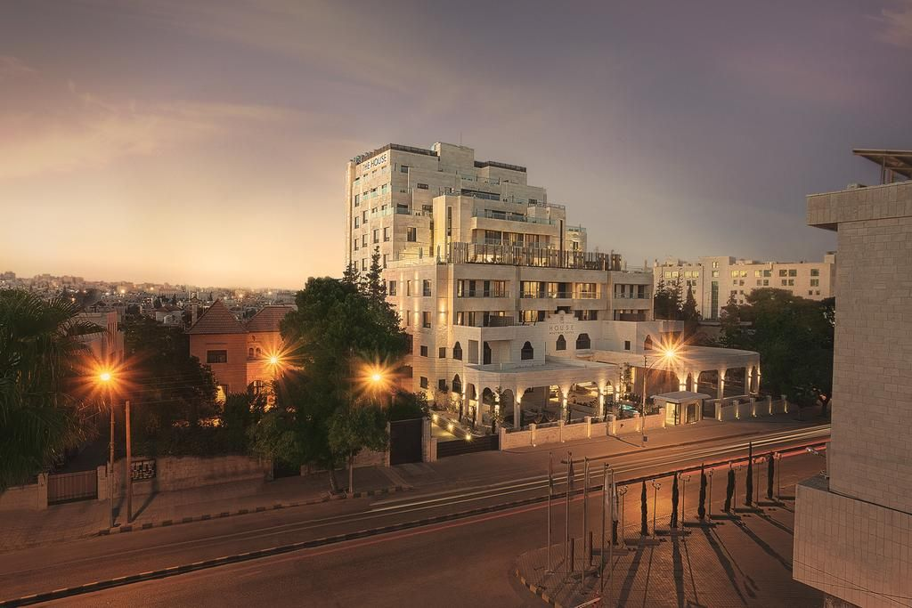 The House Boutique Suites, Amman