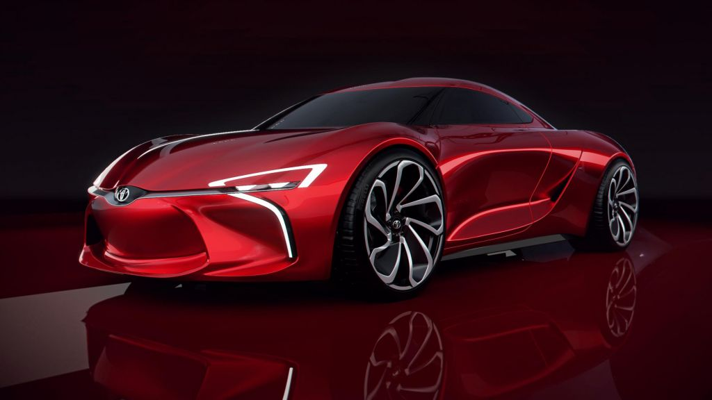 Could The Next Toyota MR2 Look This Exotic?